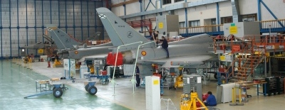 GestionNoticias 14270FAL EUROFIGHTER 400