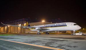 A350 XWB Singapore 141015