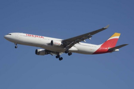 EC LYF Iberia A330 450x300