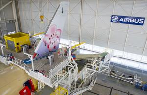 A350 XWB China