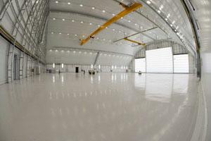 hangar del a400m