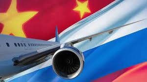 China y Rusia forman empresa constructora de aviones. RT