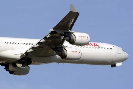 Iberia A340 6003 450x300