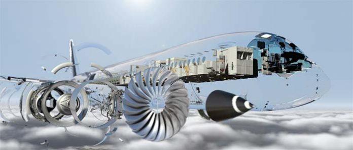 Proyecto HighVolt sobre aviones eléctricos 696x297