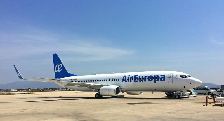 air europa boeing 737 800