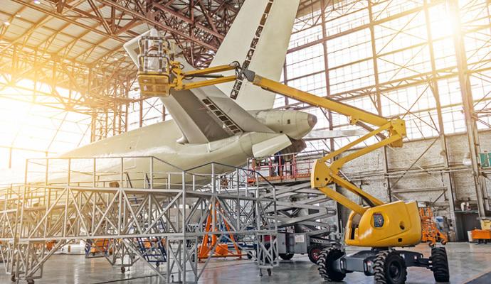avion hangar